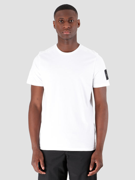 The North Face T-Shirt Fine 2 Black White Reflective T93YHCFV3