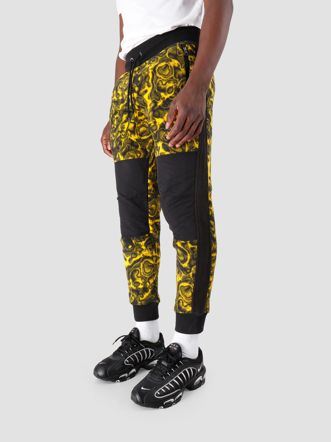 The North Face The North Face 94 Rage Classic Fleece Pant Leopard Yellow 1994 Rage T93XATF31