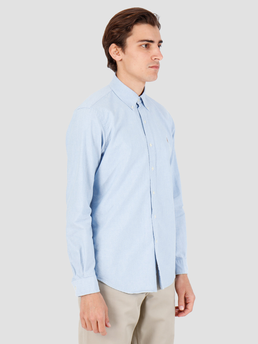 Polo Ralph Lauren Polo Ralph Lauren Classic Fit Shirt Blue 710548535002