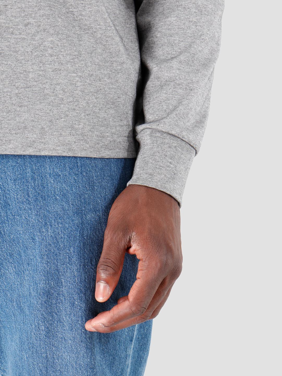Polo Ralph Lauren Polo Ralph Lauren Lsturtlem1 Long Sleeve Knit Boulder Grey Heather 710760126006