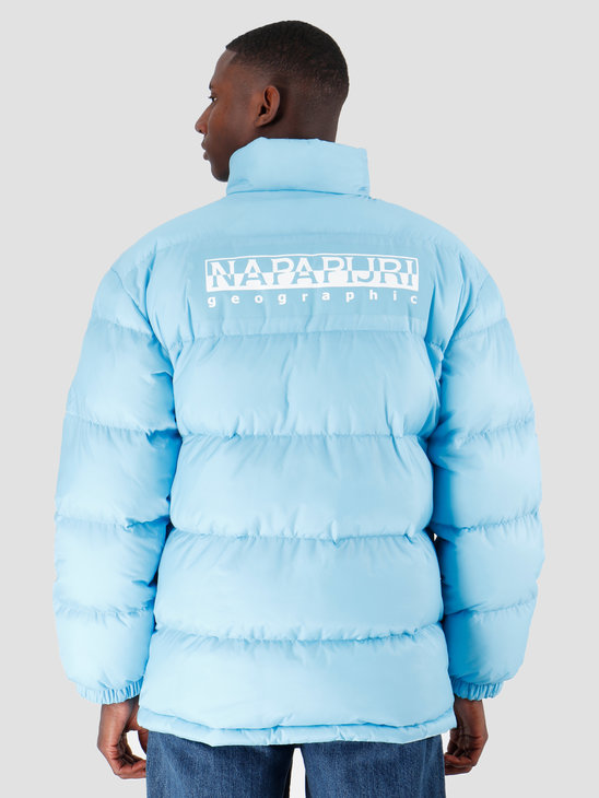 NAPAPIJRI The Tribe Ari Jacket Blue Grotto N0YKA9I69