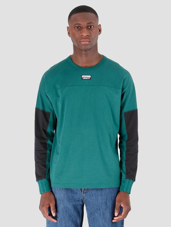 adidas R.Y.V. Blkd Longsleeve Green ED7150
