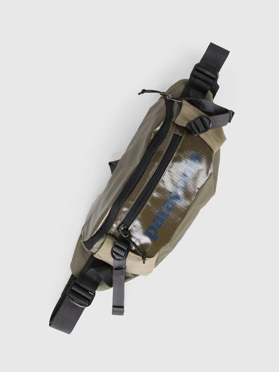 Patagonia Black Hole Waist Pack 5L Sage Khaki 49281