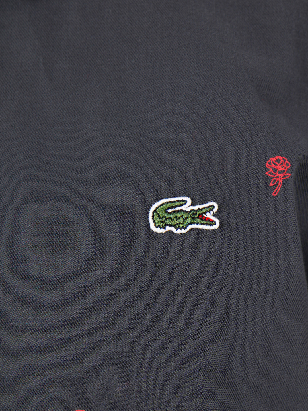 Lacoste Lacoste 1HC2 Longsleeve Woven Shirt Graphite Multico CH8225-93