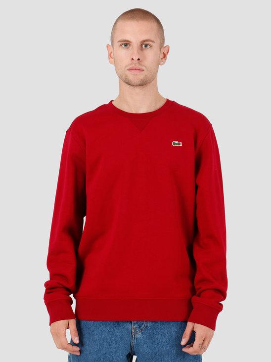 Lacoste 1HS1 Sweatshirt Bordeaux SH7613-93