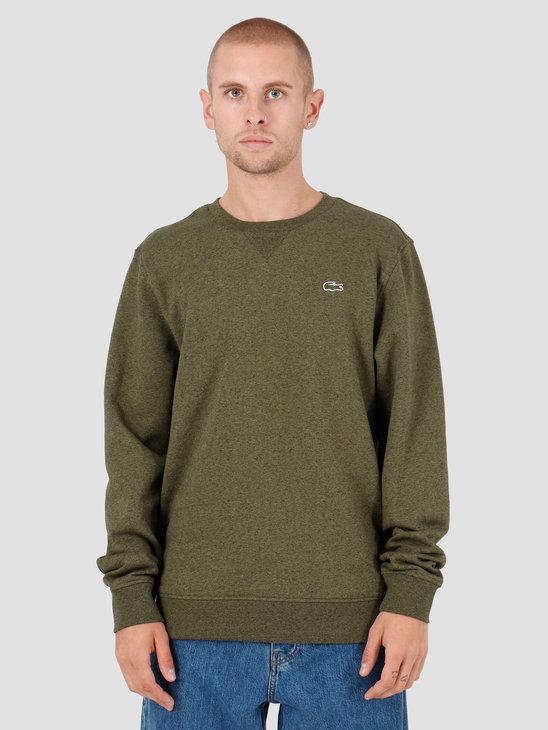 Lacoste 1HS1 Sweatshirt Brome Chine SH7613-93