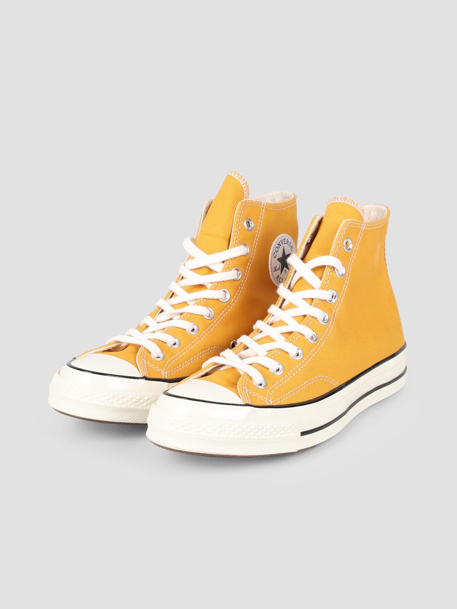 Converse Converse Chuck 70 HI Sunflower Black Egret 162054C
