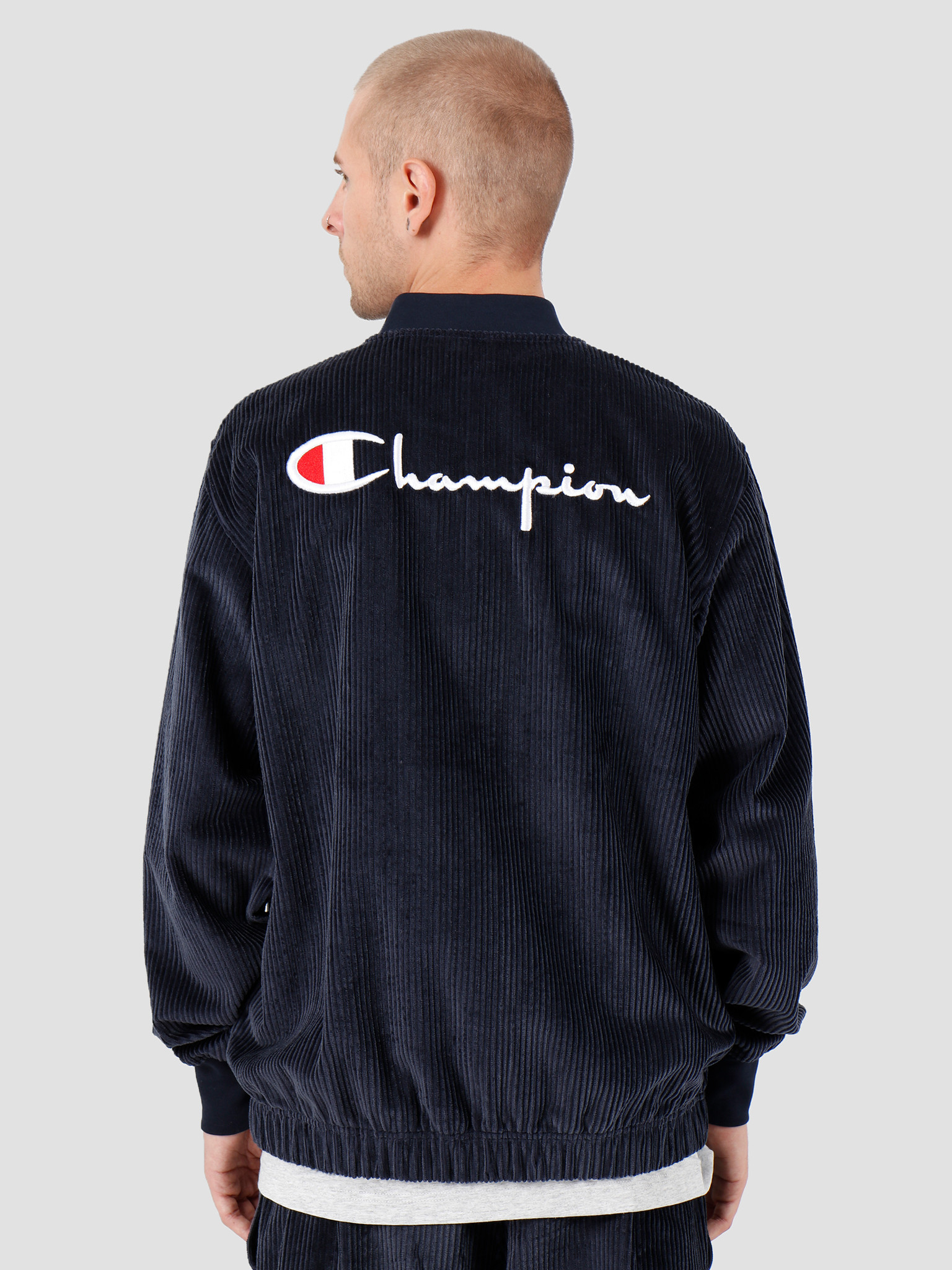 Champion Champion Bomber Sweatshirt NNY 213692