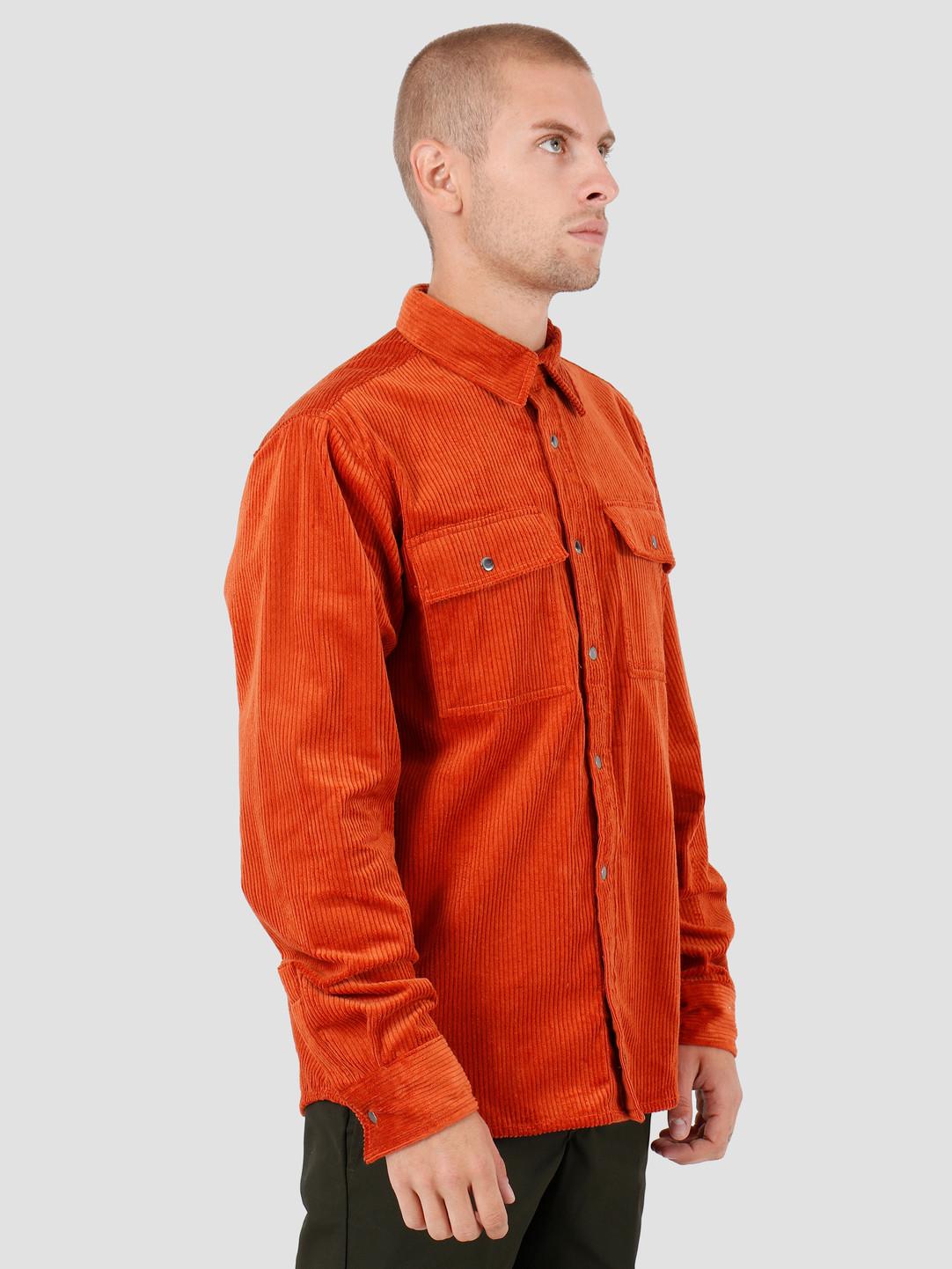 Dickies Dickies Ivel Shirt Rust DK520357RUS1