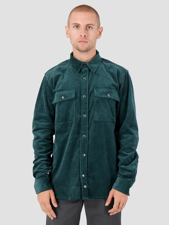 Dickies Ivel Shirt Forest DK520357FTX1