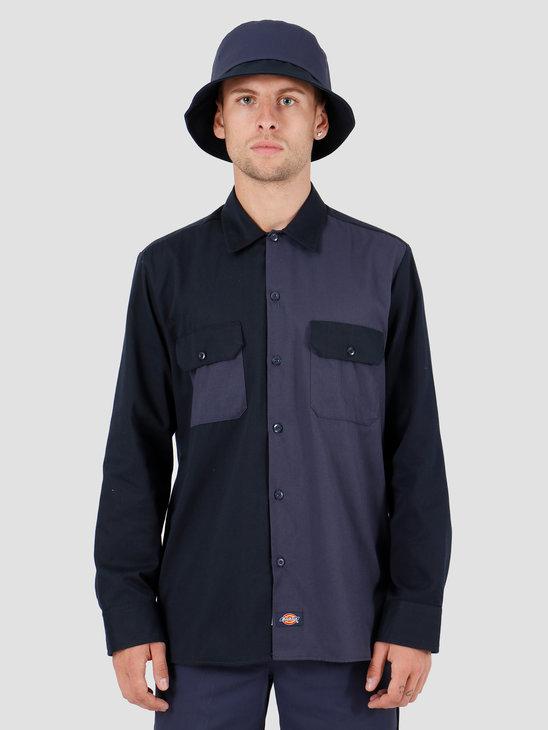Dickies Hardinsburg Shirt Navy Blue DK520354NV01