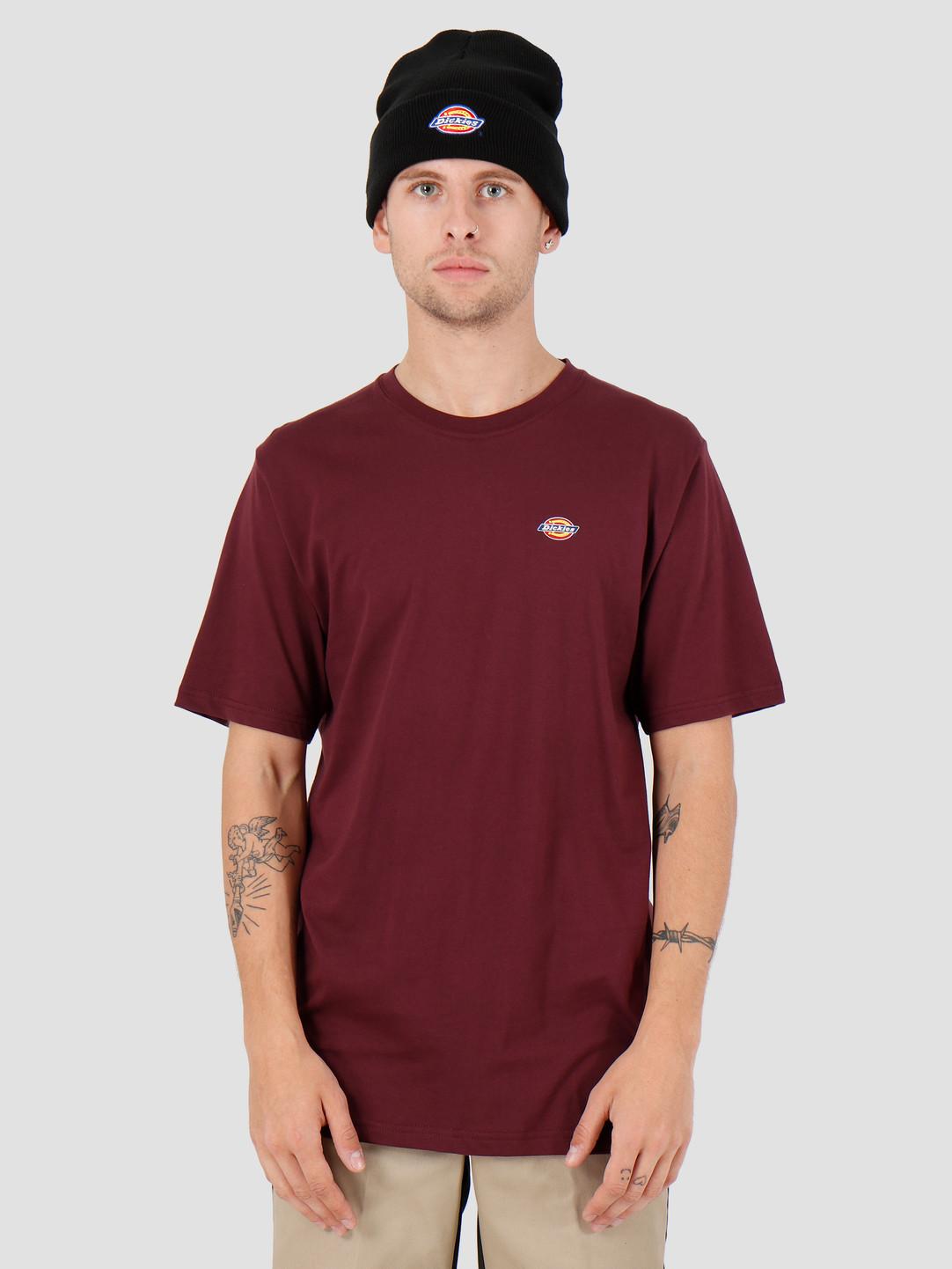 Dickies Dickies Stockdale T-Shirt Maroon DK621578MR01