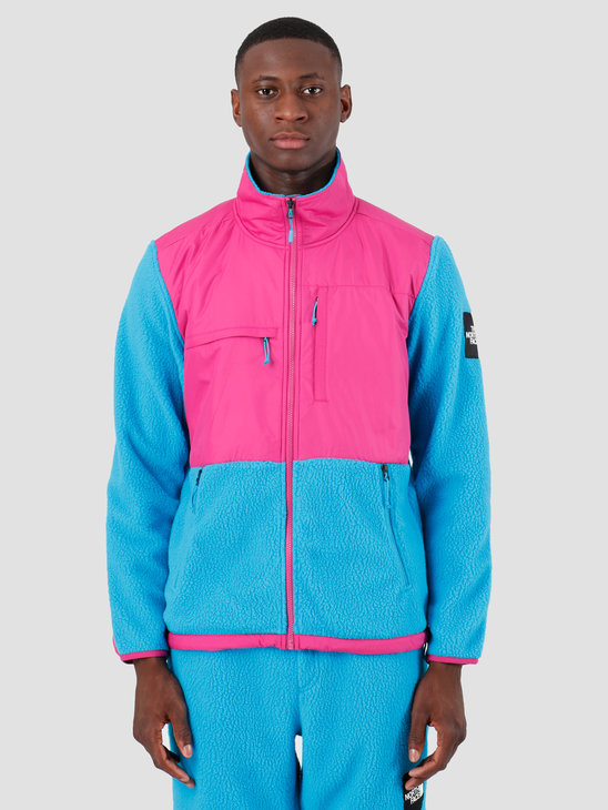 The North Face Denali Fleece Acoustc Bluefestival Pnk T9381MFF4