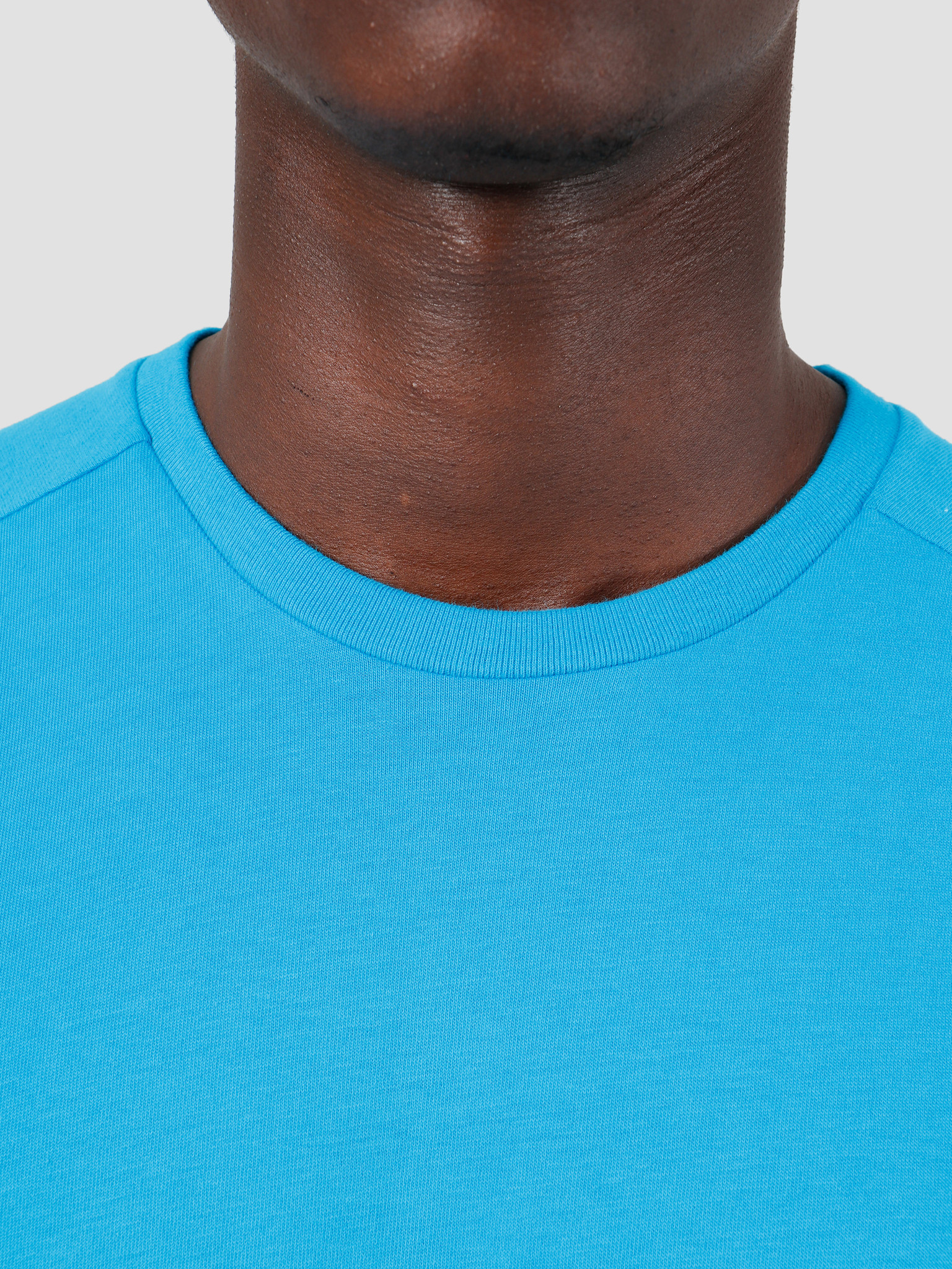 The North Face The North Face T-Shirt Fine 2 Acoustic Blue T93YHCJA7
