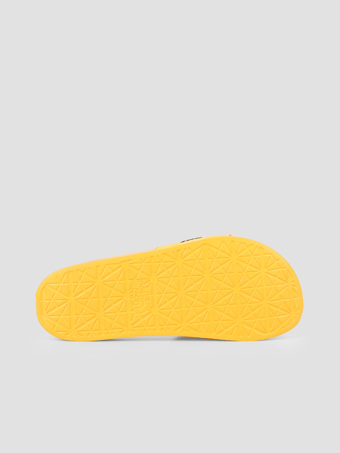 The North Face The North Face Nuptse Slide Yellow Black T947AHLR0