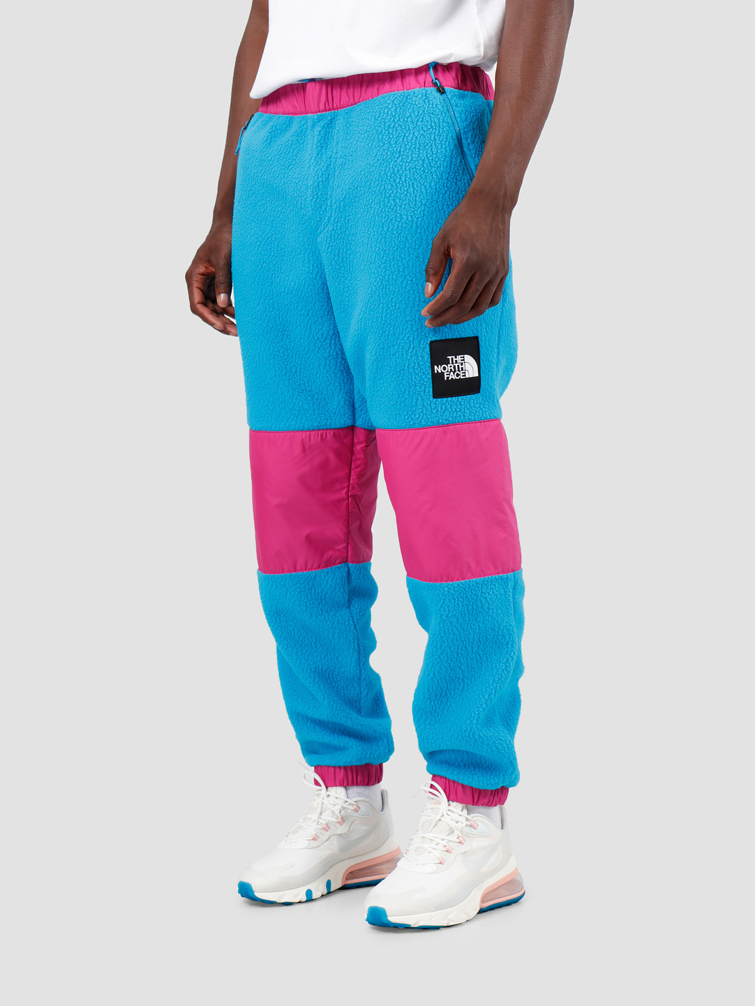 The North Face The North Face Denali Fleece Pant Acoustc Bluefestival Pnk T93L2JFF4