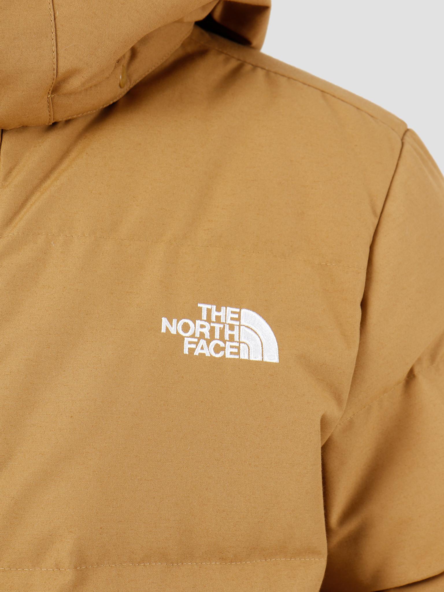 The North Face The North Face Box Canyon Jacket British Khaki T93Y25D9V