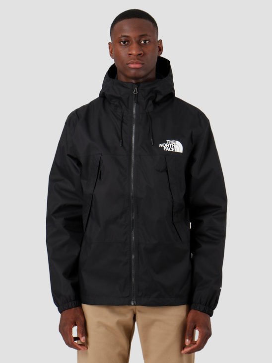 The North Face 1990 Mountain Q Jacket Black White T92S51NM9