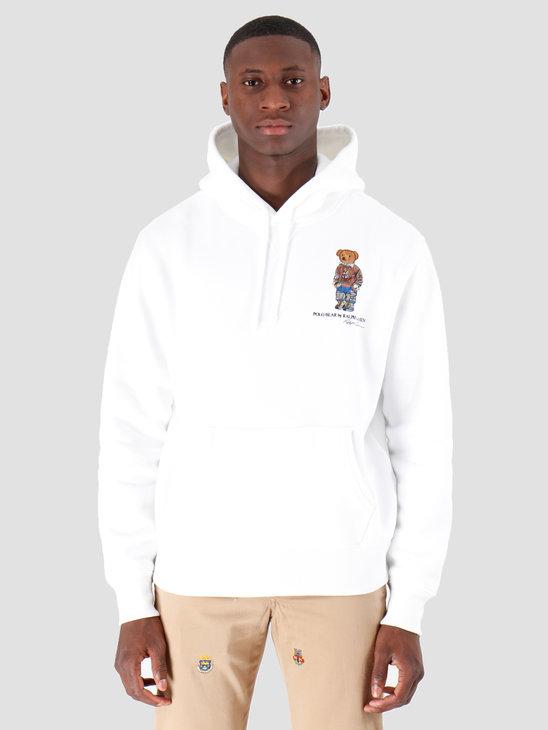 Polo Ralph Lauren Magic Fleece Longsleeve White 710766807003