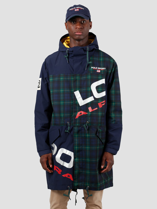 Polo Ralph Lauren Mash Up Marsh Jacket Multi 710760394001