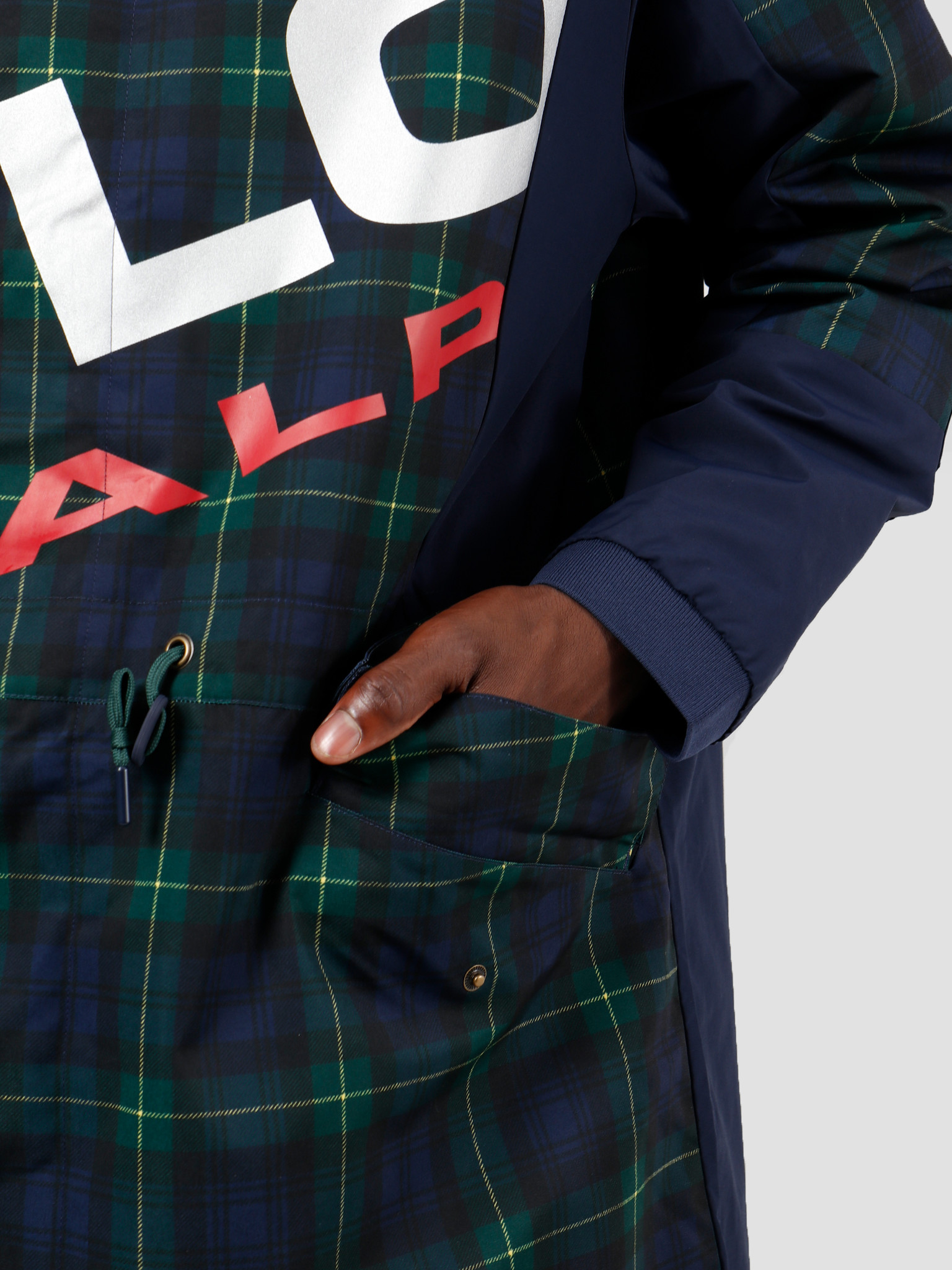 Polo Ralph Lauren Polo Ralph Lauren Mash Up Marsh Jacket Multi 710760394001