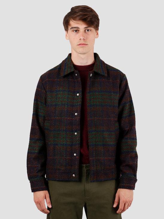 Wemoto Donnie Jacket Blue 141.602-451