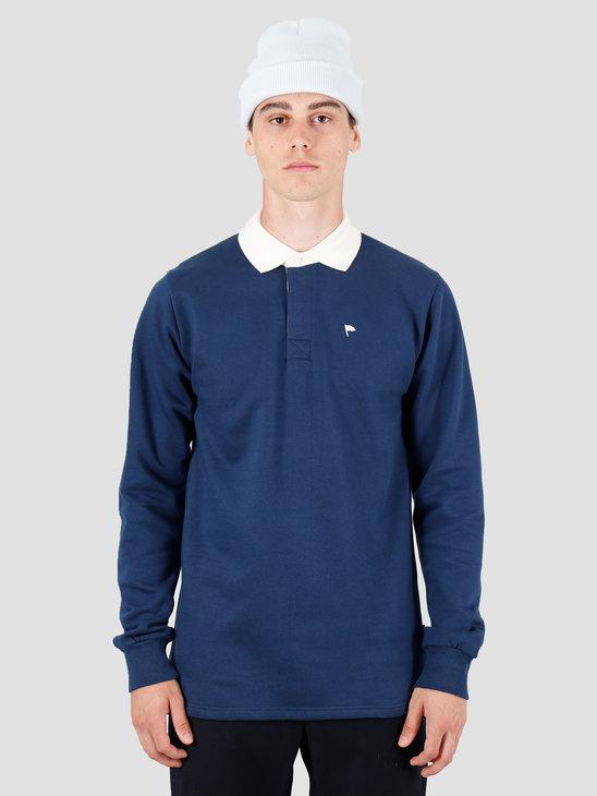 Wemoto Watson Sweater Navy Blue 141.416-400