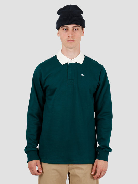 Wemoto Watson Sweater Dark Green 141.416-639
