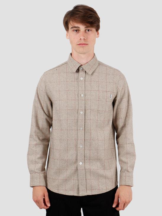 Wemoto Ryker Shirt Light Beige 141.310-836