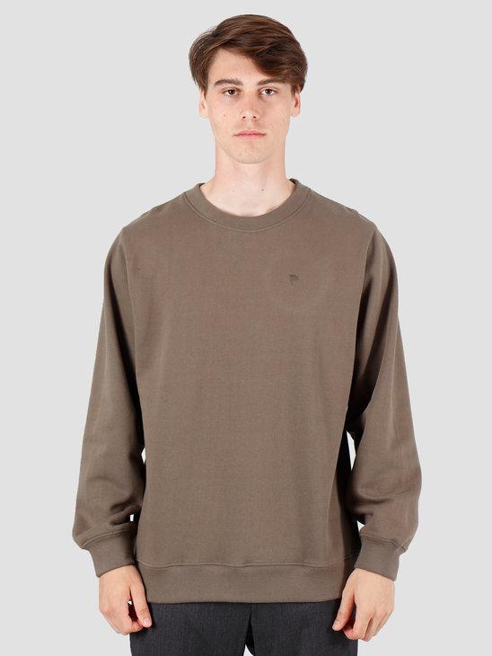 Wemoto Delta Sweater Olive 141.420-608
