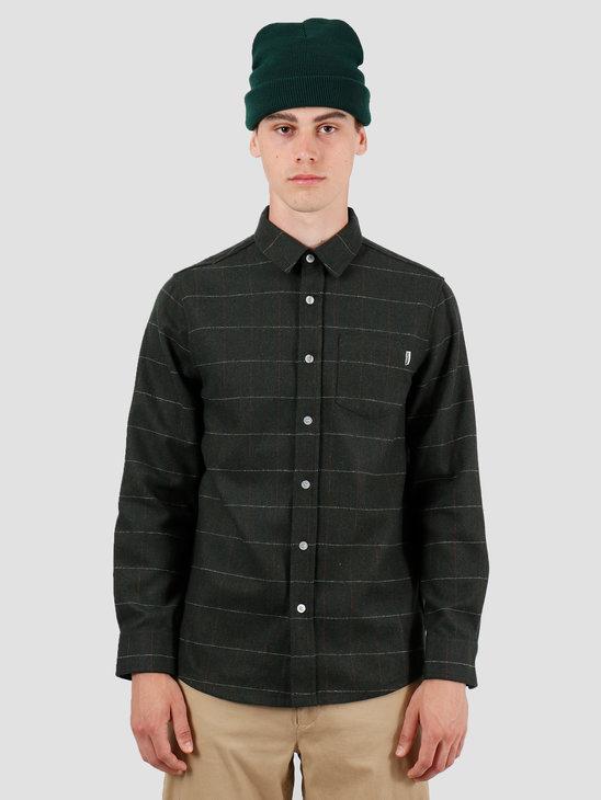 Wemoto Ryker Shirt Forest Green 141.310-652
