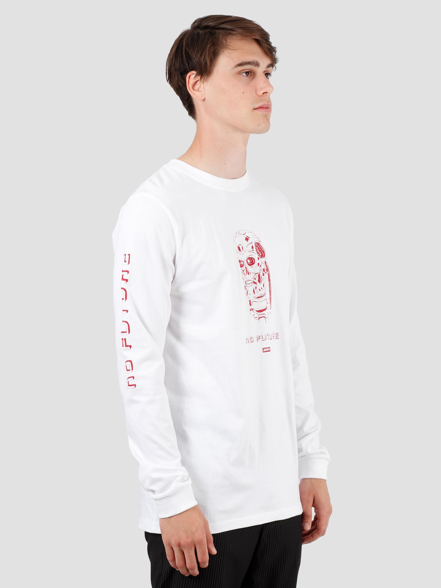 Wemoto Wemoto No Future Longsleeve White 141.130-200