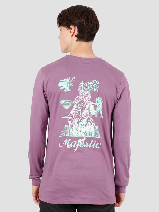 Wemoto Majestic Longsleeve Grape 141.125-565