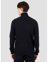 Wemoto Wemoto Henry Sweater Navy Blue Nep 141.502-426