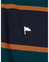 Wemoto Wemoto Yale Jersey Navy Blue-Dark Green 141.203-486