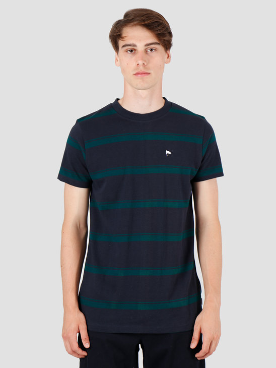 Wemoto Arthur Jersey Navy Blue-Dark Green 141.204-486