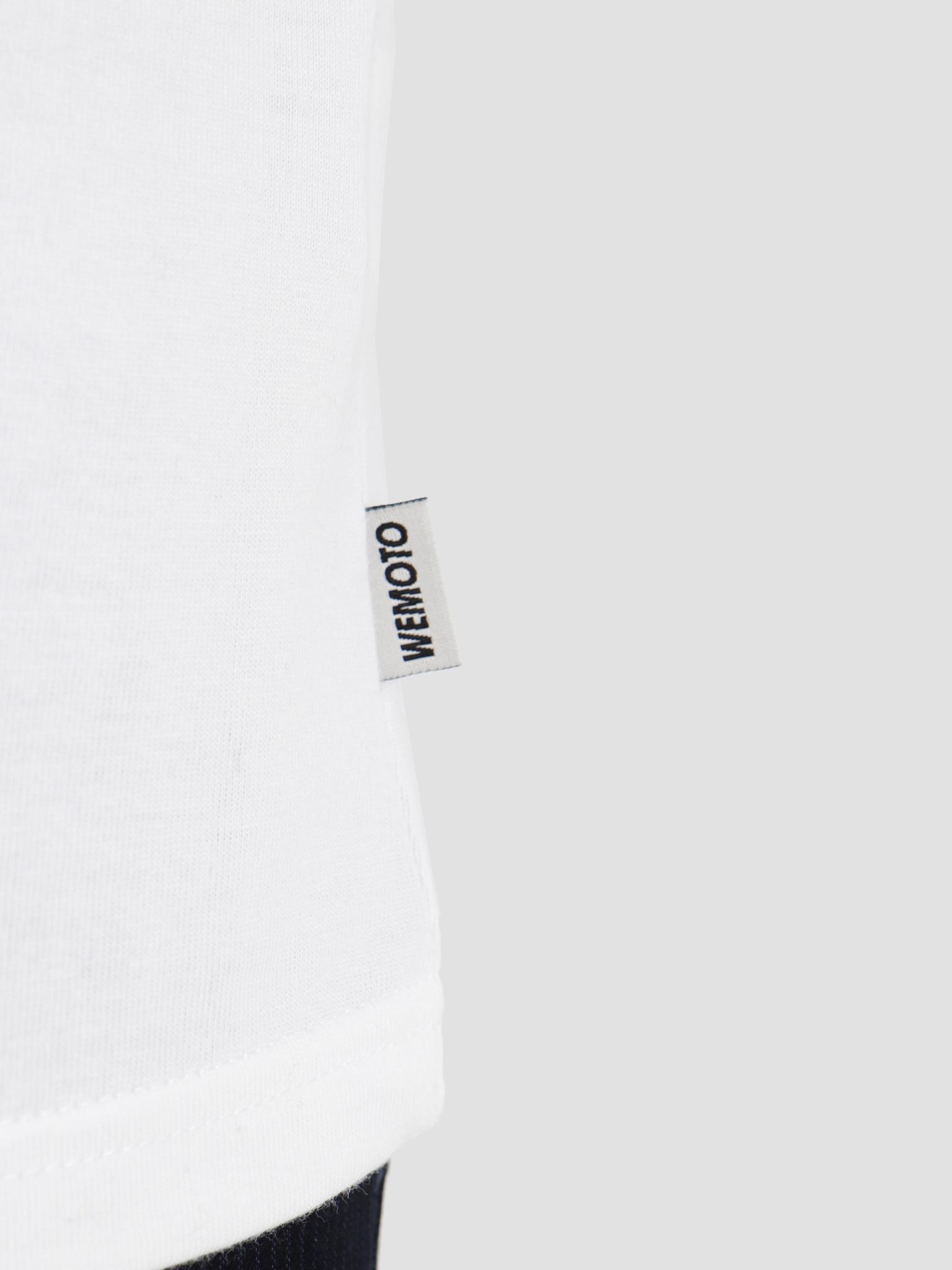 Wemoto Wemoto Better T-Shirt White 141.129-200