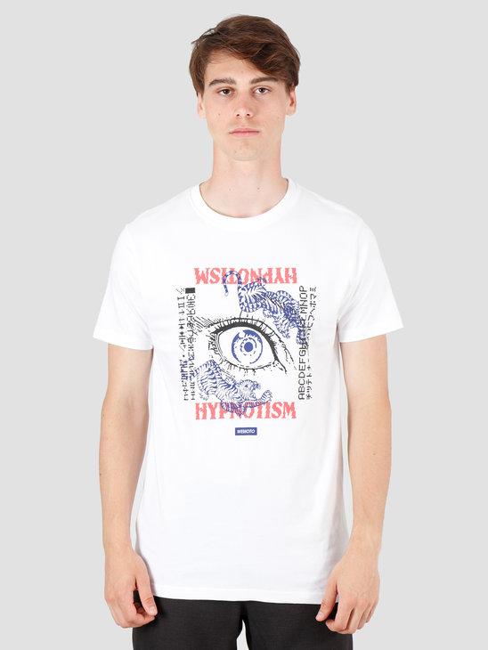 Wemoto Wild T-Shirt White 141.117-200
