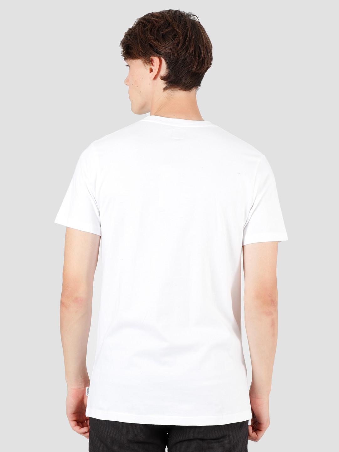 Wemoto Wemoto Wild T-Shirt White 141.117-200