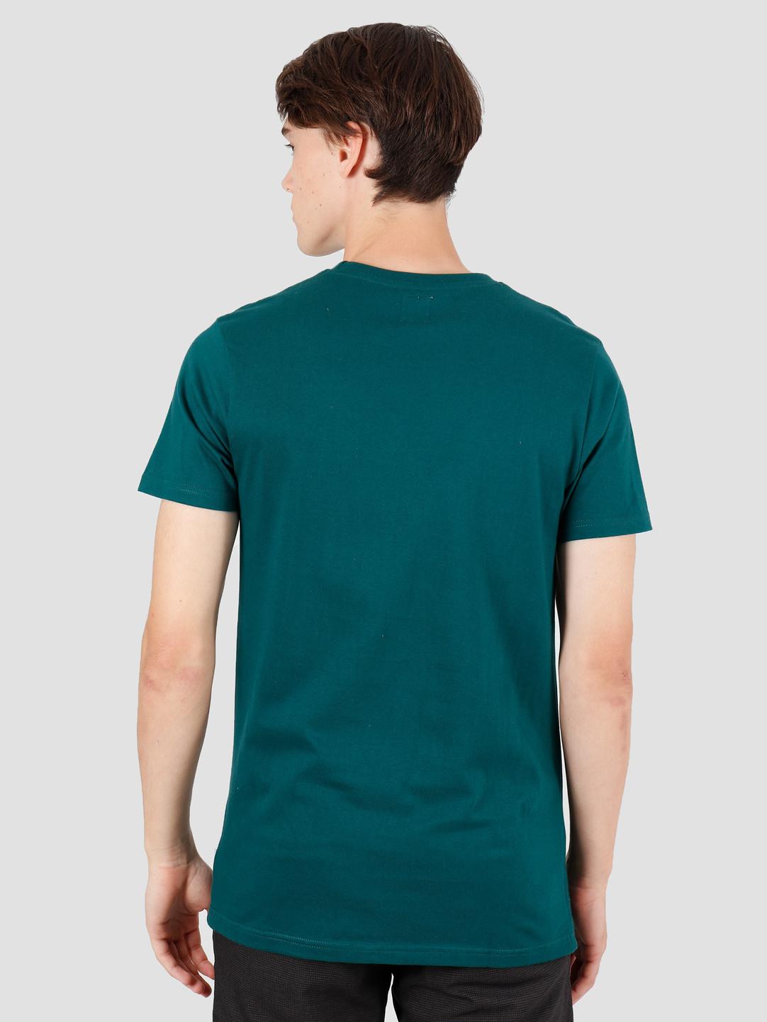 Wemoto Wemoto Day T-Shirt Dark Green 141.101-639