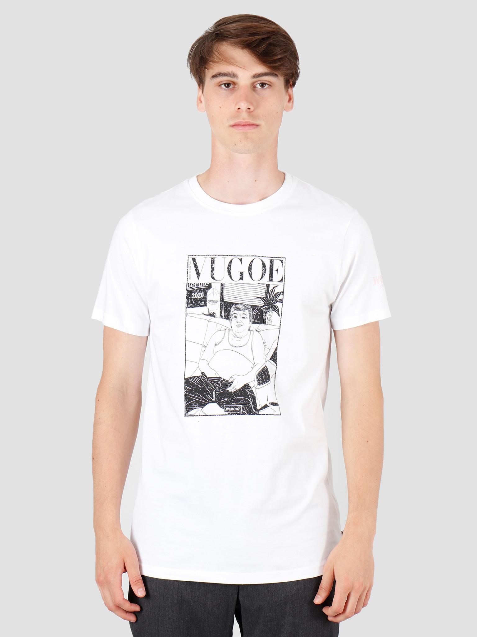 Wemoto Wemoto Nljh T-Shirt White 141.127-200