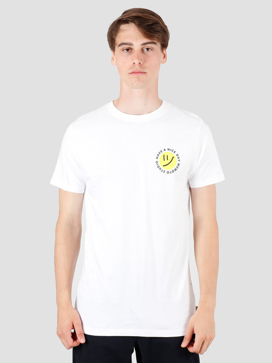 Wemoto Day T-Shirt White 141.101-200