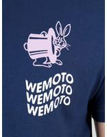 Wemoto Wemoto Majestic T-Shirt Navy Blue 141.126-400