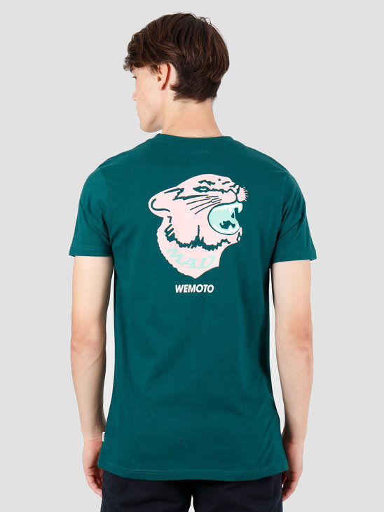 Wemoto Gavin T-Shirt Dark Green 141.103-639