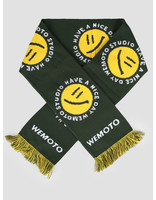Wemoto Wemoto Day Scarf Forest Green 143.803-652