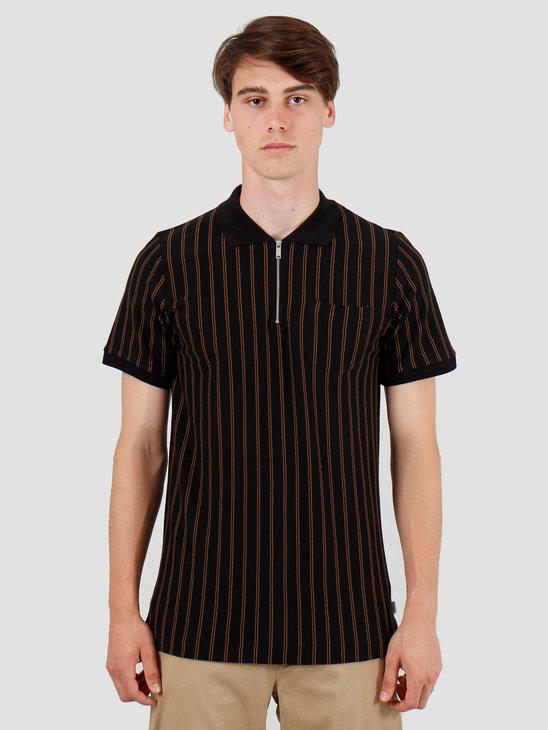 Wemoto Ace Jersey Black-Britsih Brown 141.202-127