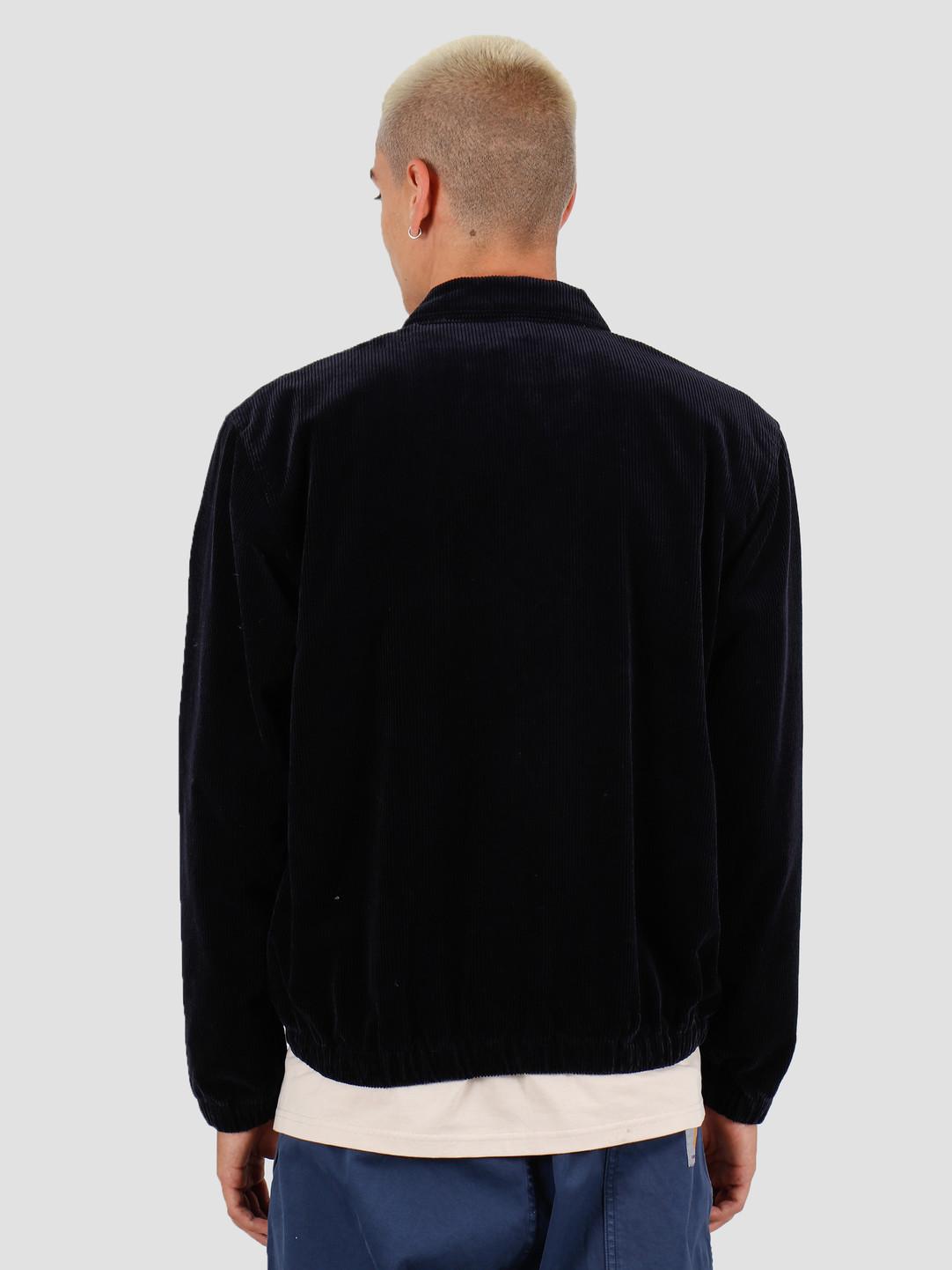 Carhartt WIP Carhartt WIP Madison Jacket Dark Navy White I027368