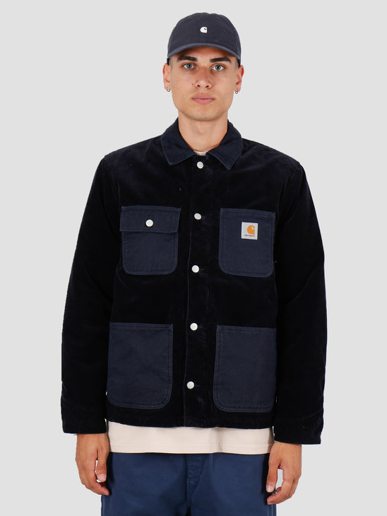Carhartt WIP Michigan Coat Dark Navy I027367