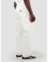 Carhartt WIP Carhartt WIP Double Knee Pant Rinsed Wax I026489