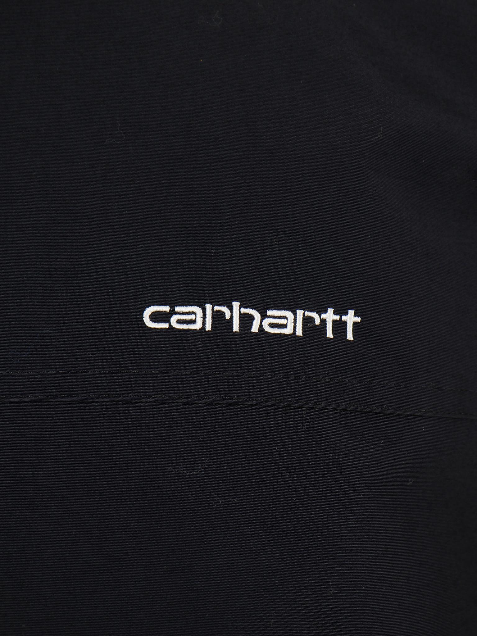Carhartt WIP Carhartt WIP Hooded Sail Jacket Black White I022721-8991